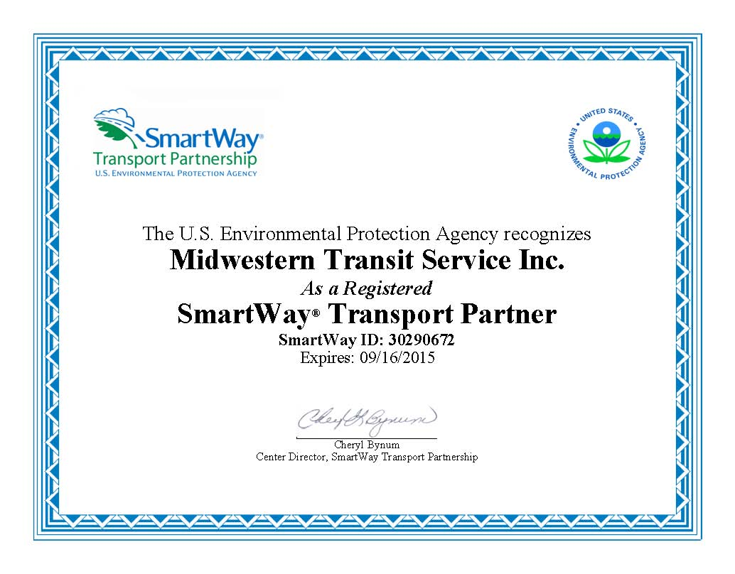 Midwestern-Smartway